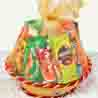 Confectionery Gift Basket